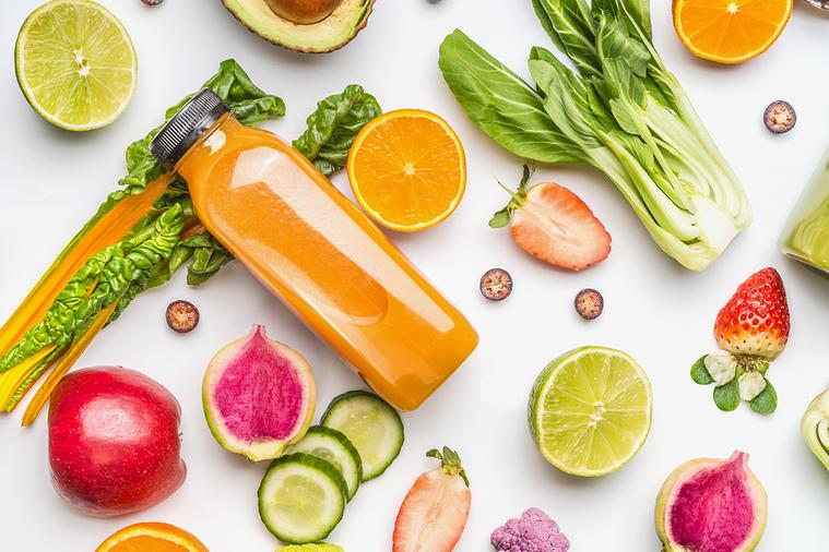 由於加工食品與動物製品都不含有大量的抗氧化營養素或是任何植化素,因此現代飲食特別...