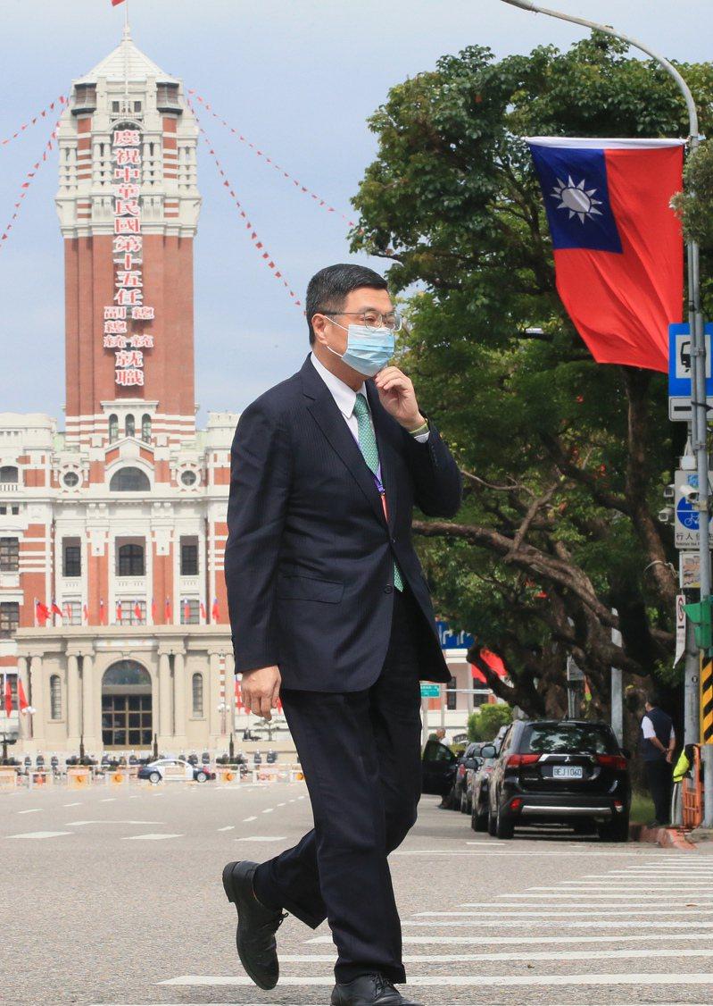 民進黨前主席卓榮泰在臉書表示,「妳是可以自由地唱歌,但妳也是選擇了向不自由低頭!」。聯合報系資料照片/記者潘俊宏攝影