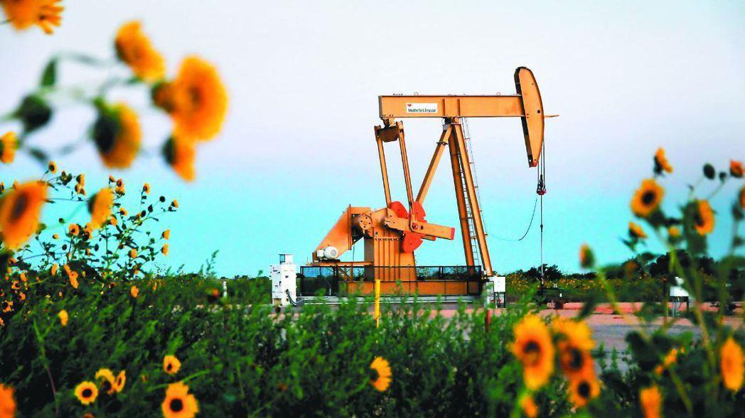 西德州原油。 (路透)