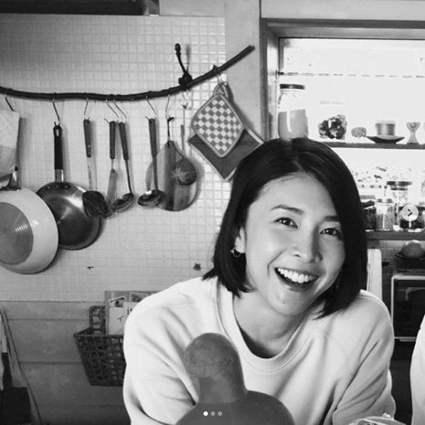 日本女星竹內結子疑輕生辭世,外界猜測可能與產後憂鬱有關。圖/翻攝自竹內結子IG