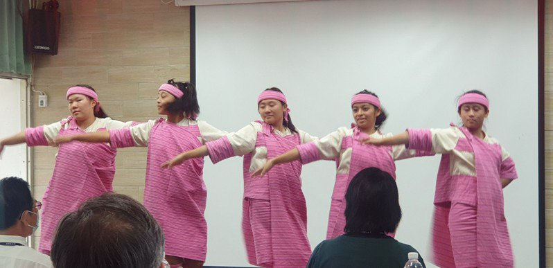 中市和平國中是原住民重點學校,實施泰雅文化實驗教育。記者游振昇/攝影