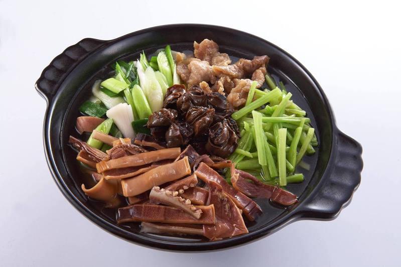 青葉台菜餐廳提供有多道台灣代表性的料理。圖/擷取自AoBa青葉台灣料理 (Taiwan Cuisine)粉絲頁
