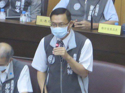 桃園市教育局長林明裕被爆料請候用校長當司機。 圖/聯合報系資料照片