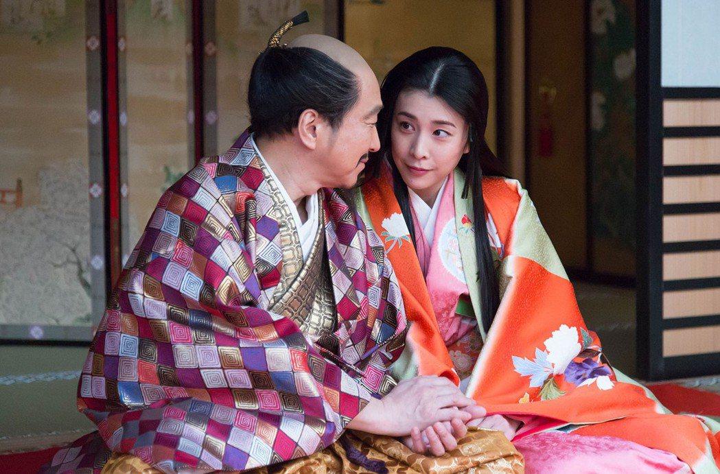 2016年的NHK大河劇《真田丸》中,竹內結子飾演豐臣秀吉的側室茶茶。《真田丸》...