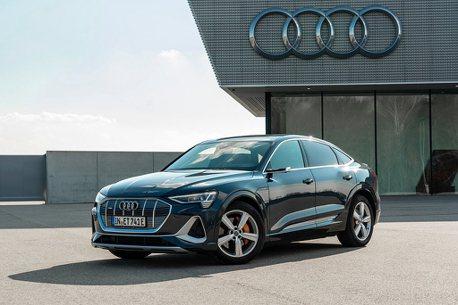 Audi e-tron預售價公布!一次導入雙車型、雙動力,續航力最高446km