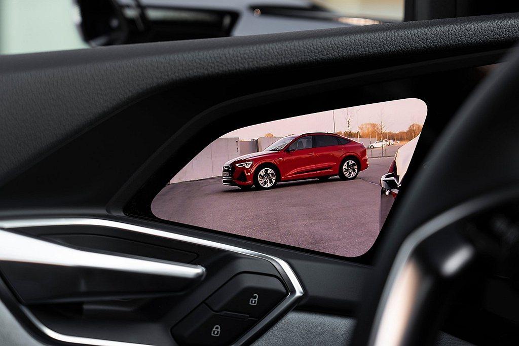 預售期間針對Audi e-tron、e-tron Sportback 50 qu...