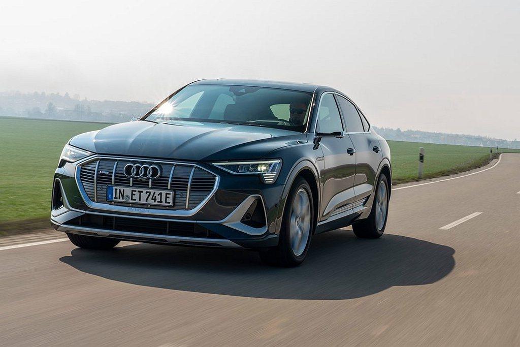 Audi e-tron、e-tron Sportback 50 quattro ...