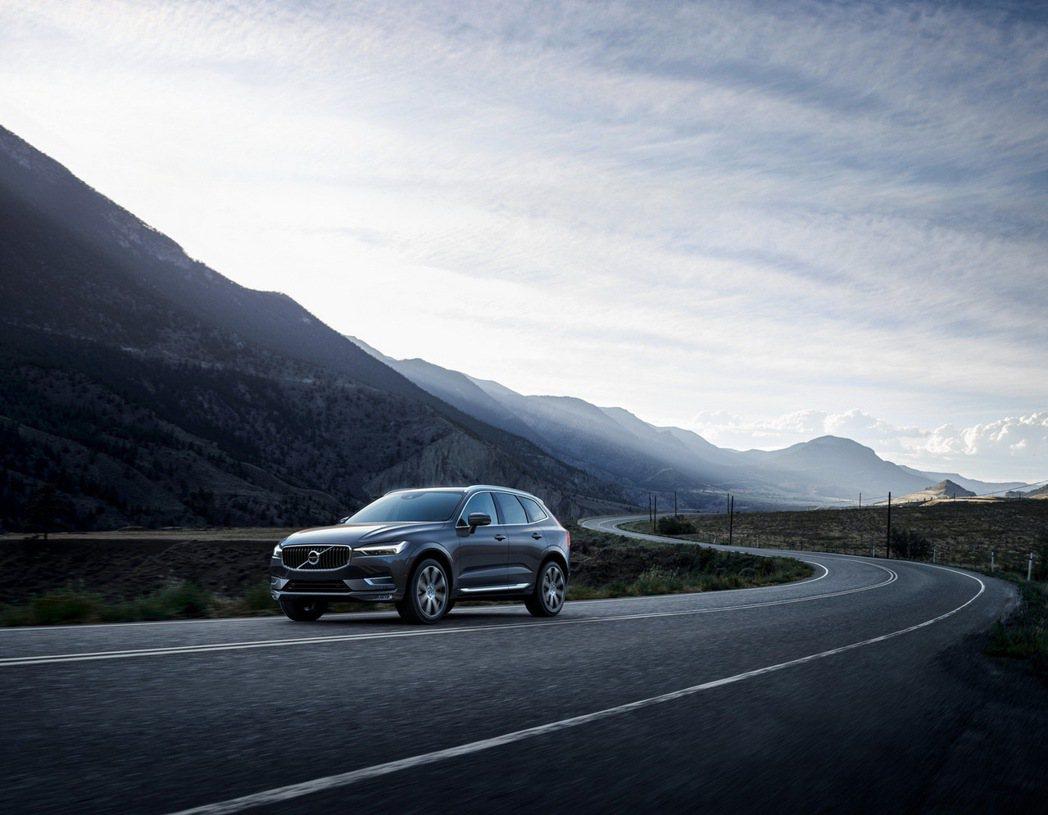 國際富豪汽車宣布全新21年式Volvo XC60正式登場。 圖/國際富豪汽車提供