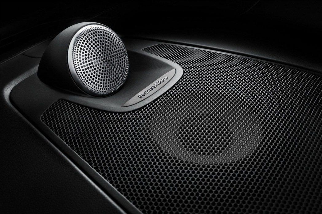 廣受 Volvo 車主喜愛的 Bowers & Wilkins 音響系統也同步升...