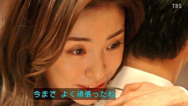 上戶彩在「半澤直樹2」中出場都極具療癒效果。圖/擷自推特