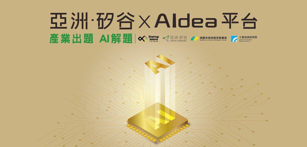 AIdea「產業出題.AI解題」競賽活動,歡迎各界報名,即可有AI專家免費進行數...