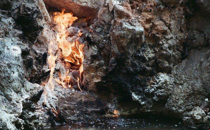 水火同源。 圖/Flickr