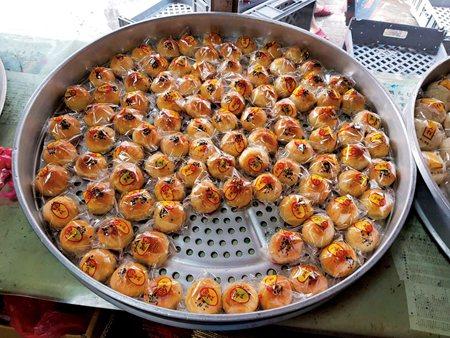 圖說:●我最喜歡的家鄉糕餅,久久沒吃,深深想念(照片/莊淑桂提供)