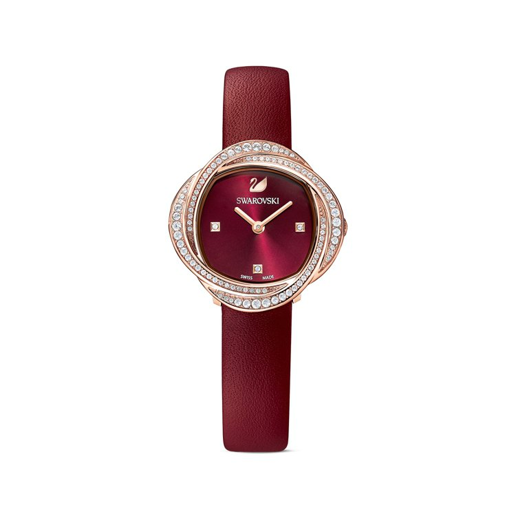 施華洛世奇CRYSTAL FLOWER腕表,14,900元。圖/施華洛世奇提供