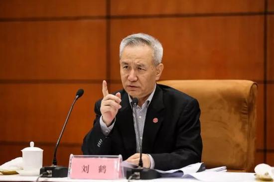 大陸國務院副總理劉鶴近日指出,大陸國企民企要相互配合,推進兼併重組和戰略性組合。(圖/取自新浪網)