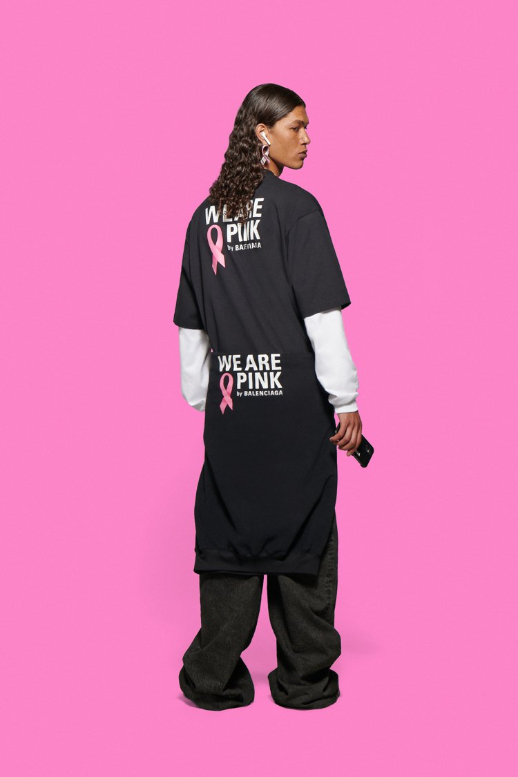 短袖T恤19,500元。圖/BALENCIAGA提供