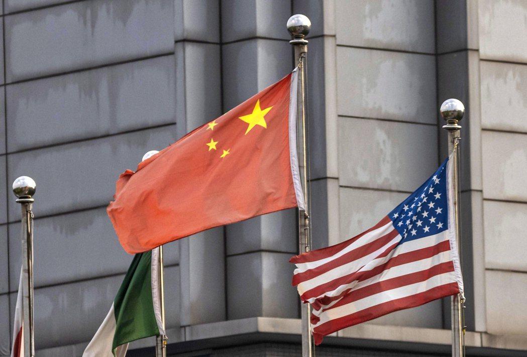 美中科技戰愈演愈烈,專家認為縱使拜登勝選,兩國科技緊張關係仍然存在。歐新社