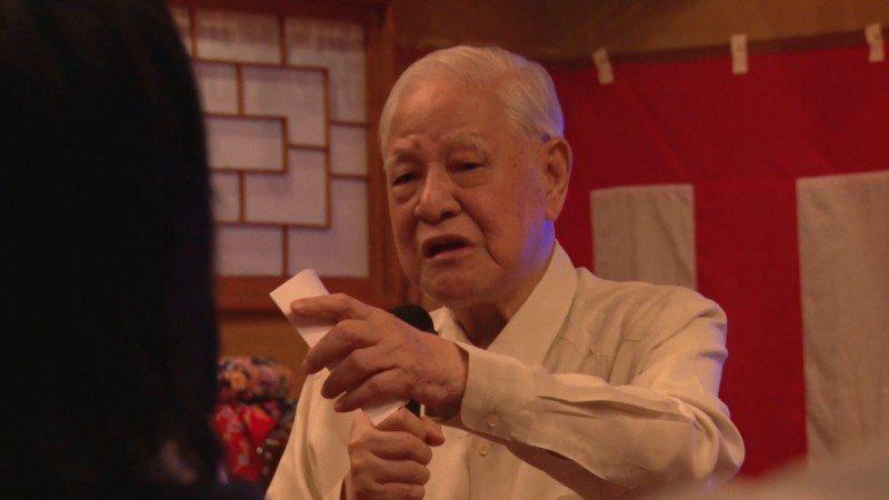 「哲人王:李登輝對話篇」10月15日下午6點30分於中壢SBC星橋國際影城上映。