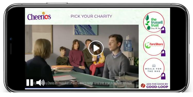 好循環的公益廣告互動可吸引更多的消費者,並能提供更好的品牌體驗。 圖/Good ...