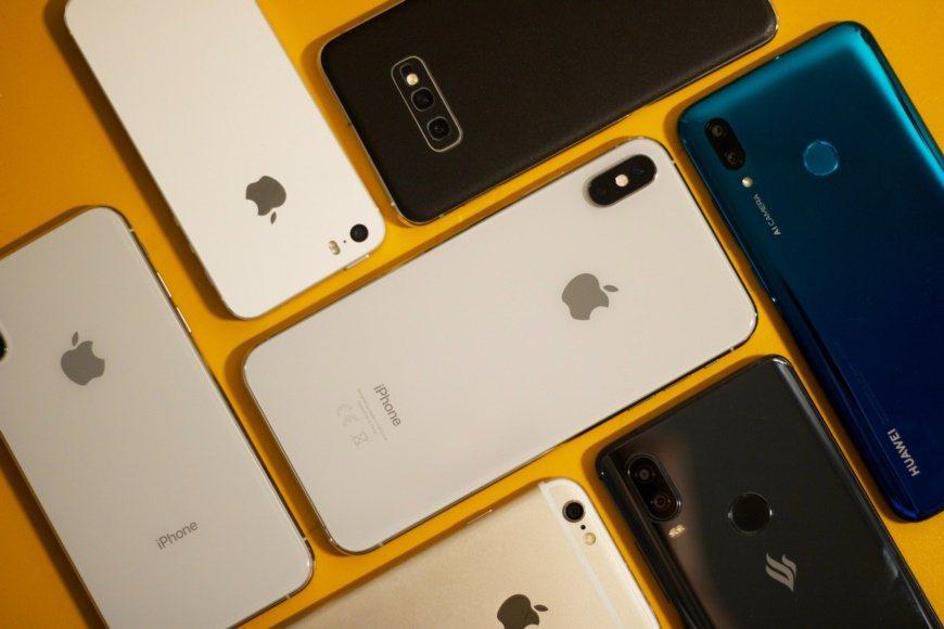 10月1日起只要至各縣市環保局指定的回收點就有機會獲得iPhone、 Samsu...