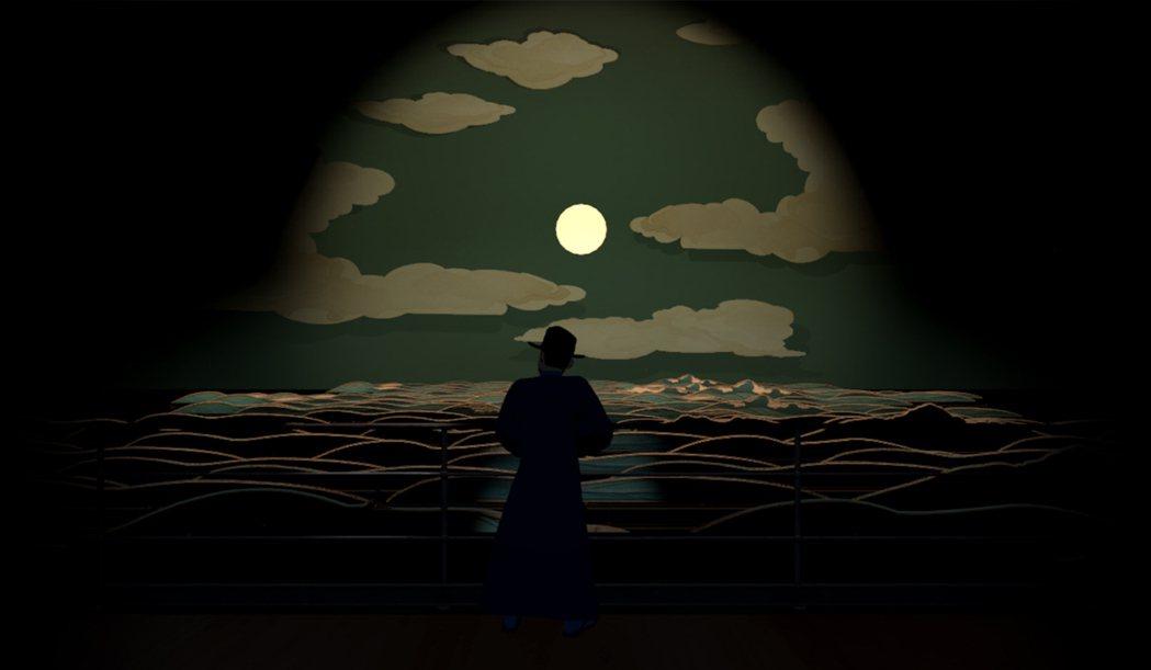 《沖田先生的記憶劇場》劇照。 圖/高雄電影節提供