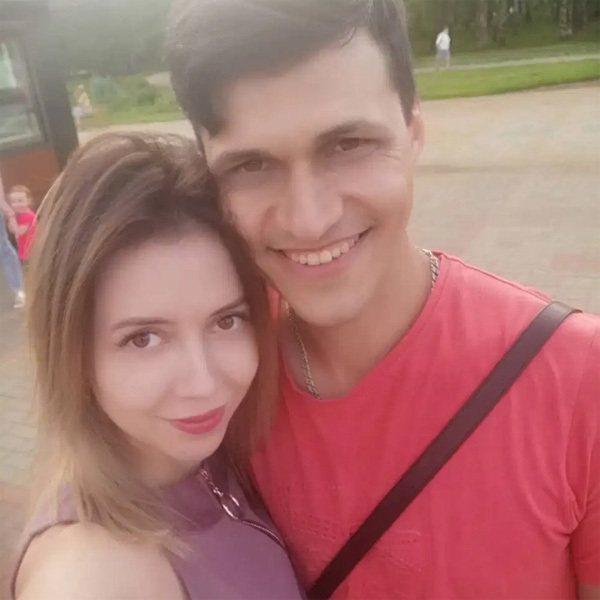 俄國女子離婚後交到新男友,兩人原本預計步入禮堂。圖/取自The Sun