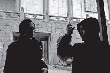 劇場設計師王奕盛/看不見的台前幕後:23歲,我在雲門擔任助理的一段回憶