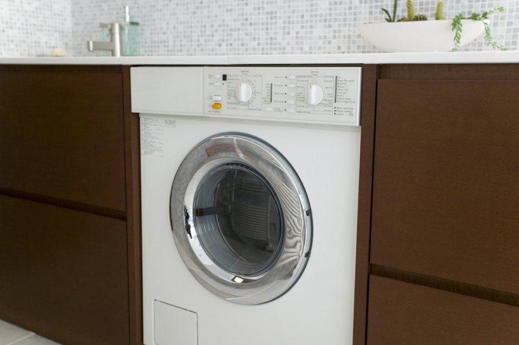 洗衣機。 示意圖/ingimage