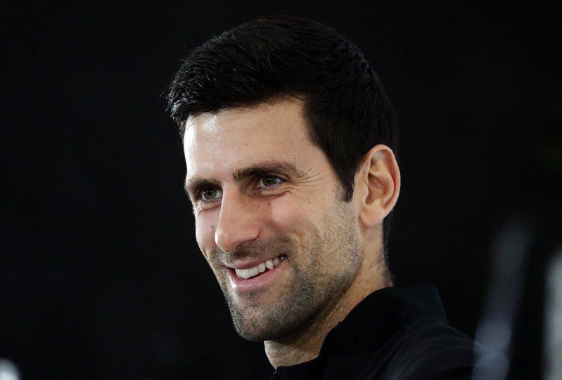 「世界球王」約克維奇(Novak Djokovic)今天將展開法網之旅。 美聯社