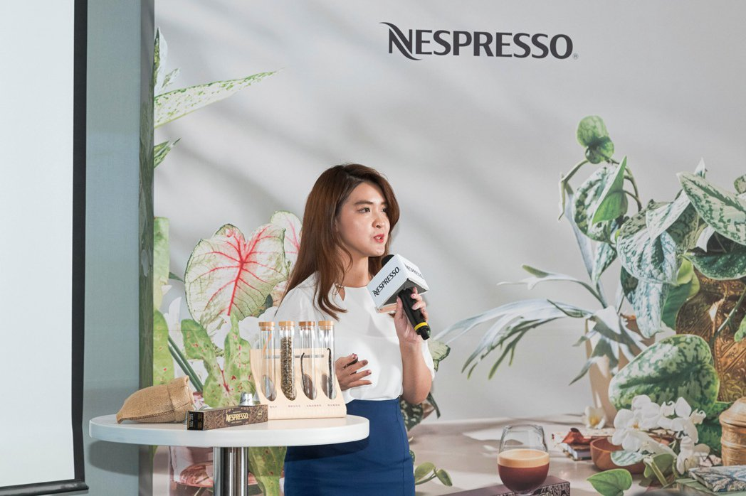 Nespresso首席咖啡品牌大使Ximena分享「熟成咖啡」概念,其實源自十八...