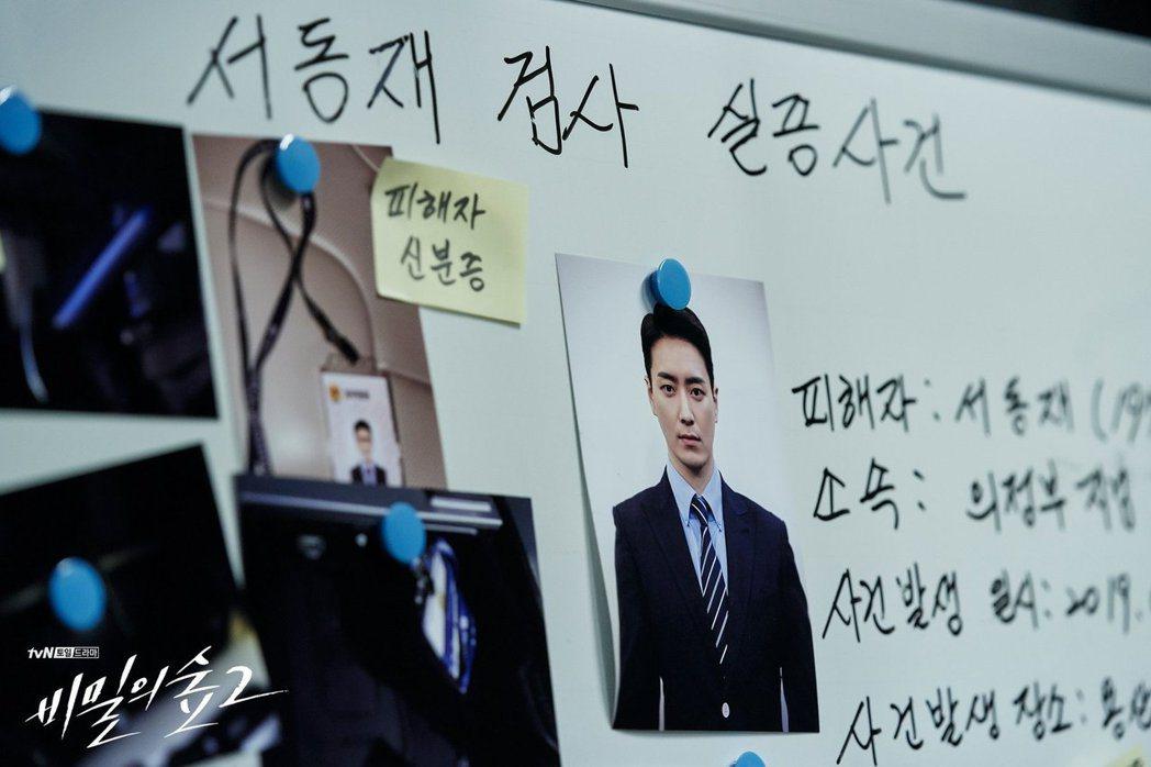 徐東載在劇中的角色雖然不太討喜,但身為檢察官卻從來沒有放棄追案。 圖/tvN...