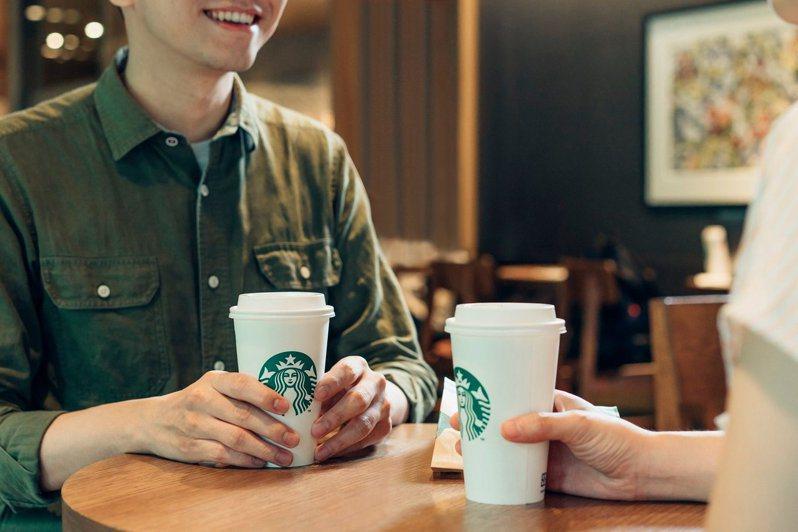 星巴克最新活動「黑咖啡HAPPY HOUR」10月展開,有5天購買黑咖啡系列飲料,可享買一送一優惠。 圖/星巴克咖啡同好會(Starbucks Coffee)