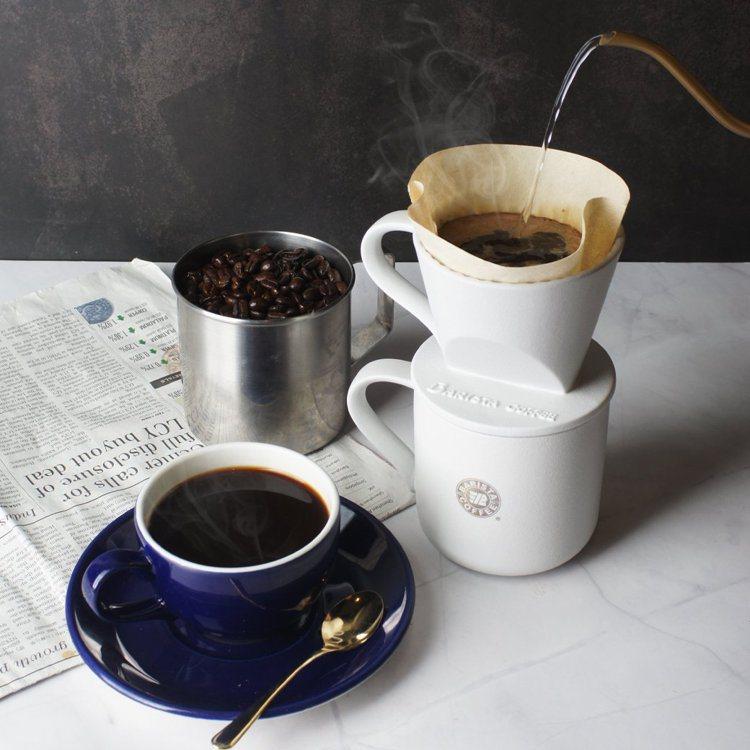 手沖咖啡也有優惠。圖/西雅圖極品咖啡提供