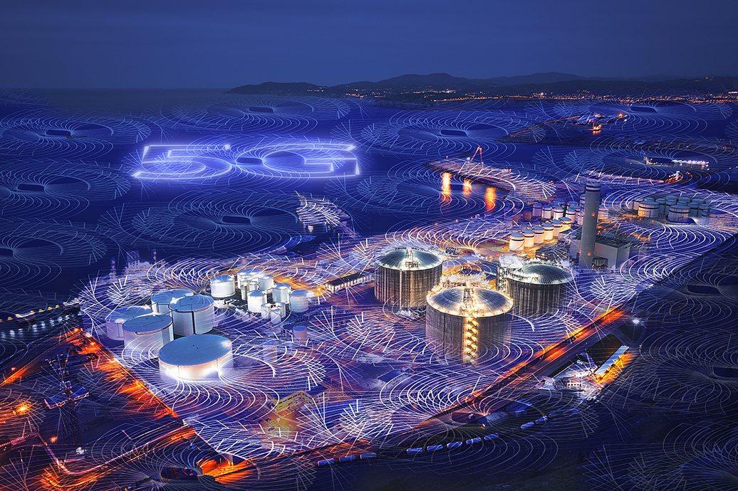 建構完整5G合作生態圈,打造數位化工廠。(示意圖) 西門子/提供