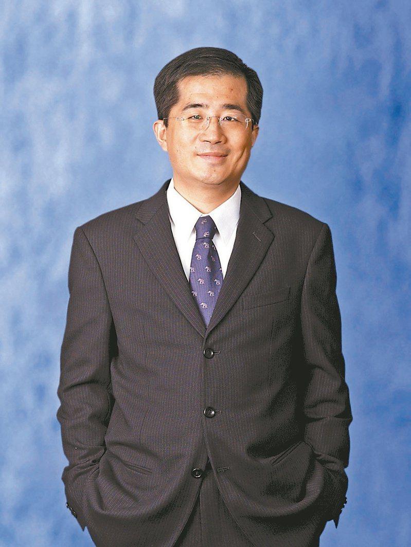 聯電董事長洪嘉聰 。報系資料照