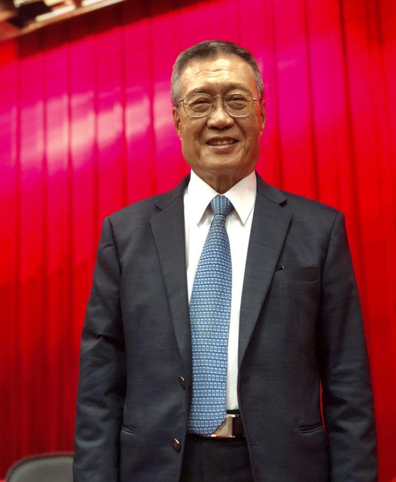 南亞科董事長吳嘉昭 記者簡永祥攝影/報系資料照