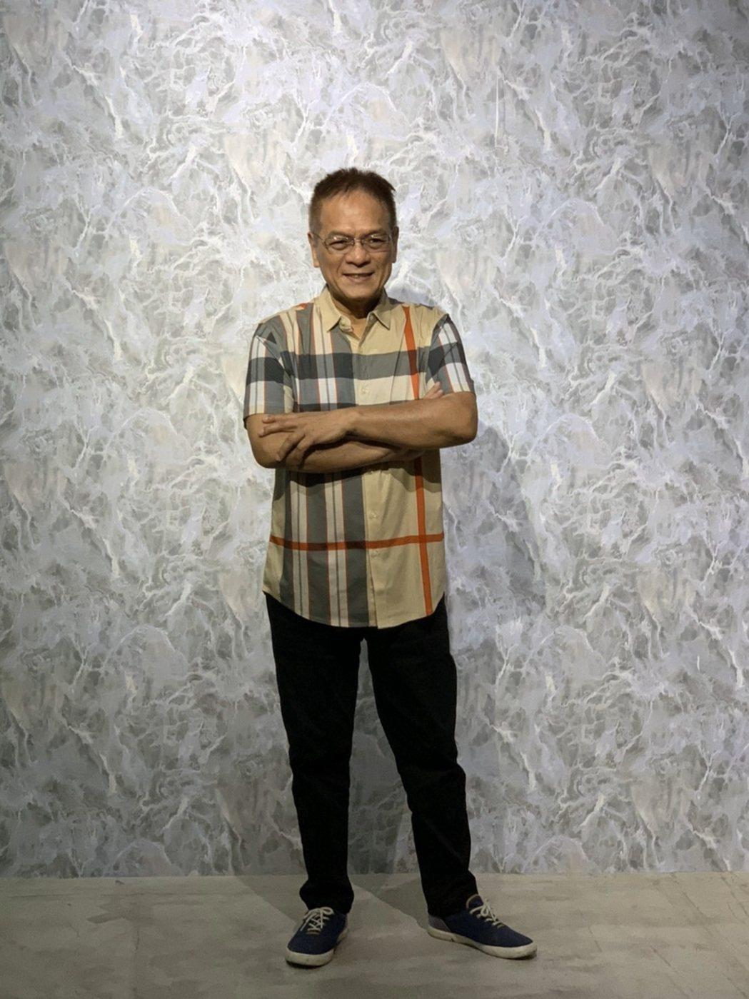 黃瑞豐榮獲第31屆金曲獎特別貢獻獎。圖/開麗娛樂提供