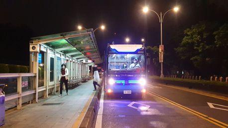 影/北市5G自駕巴士將開放試乘 聯合新聞網搶先體驗科技快感