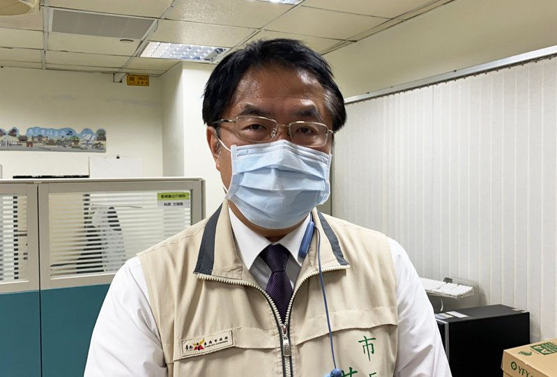 台南市長黃偉哲表示,此次的「全球市長聯盟」事件是六都不分黨派對外同仇敵愾,立下很好的合作契機。記者鄭維真/攝影