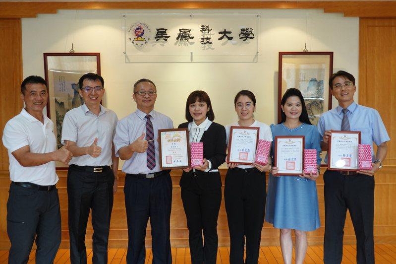 吳鳳科大學生堅持每天練習 獲IMC演講全國冠軍-IMC演講