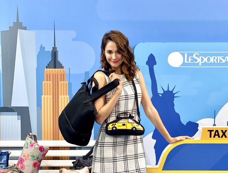LeSportsac於台北SOGO百貨忠孝館開設Pop-Up Store,特別邀...