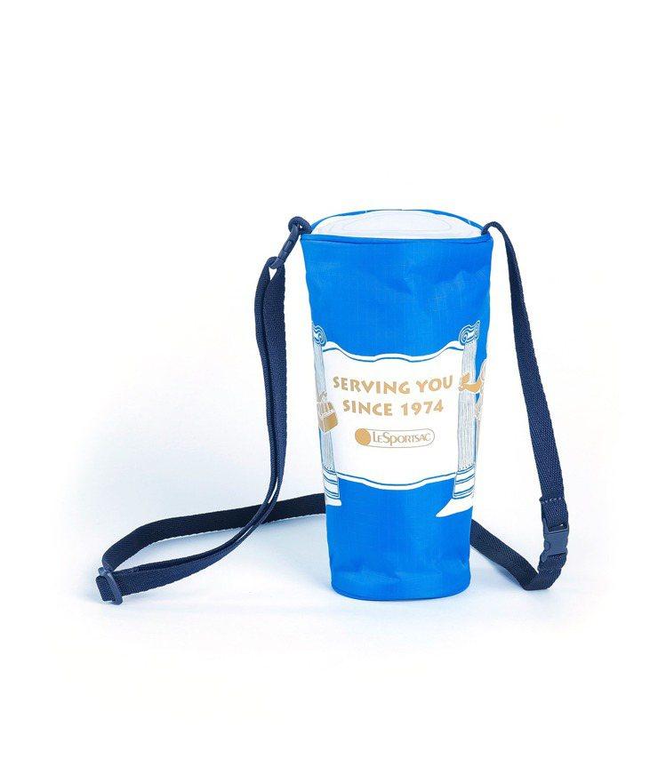 女神下午茶杯型包,1,500元。圖/LeSportsac提供