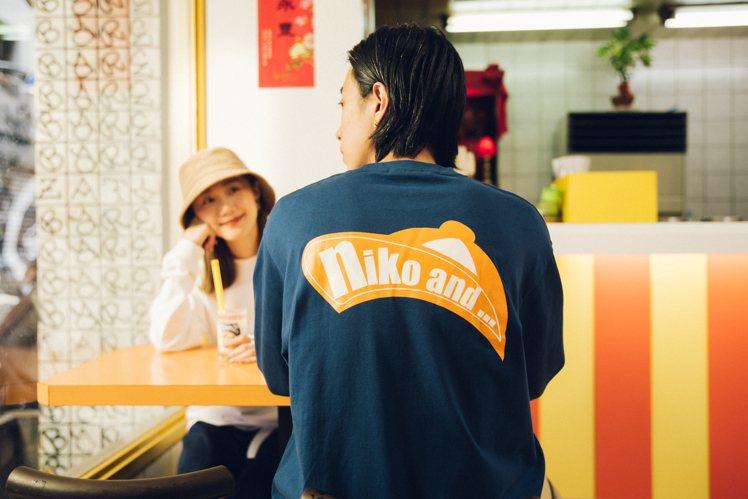 日系品牌nico and...為慶祝來台3周年,則是找來零食界的天王「王子麵」合...