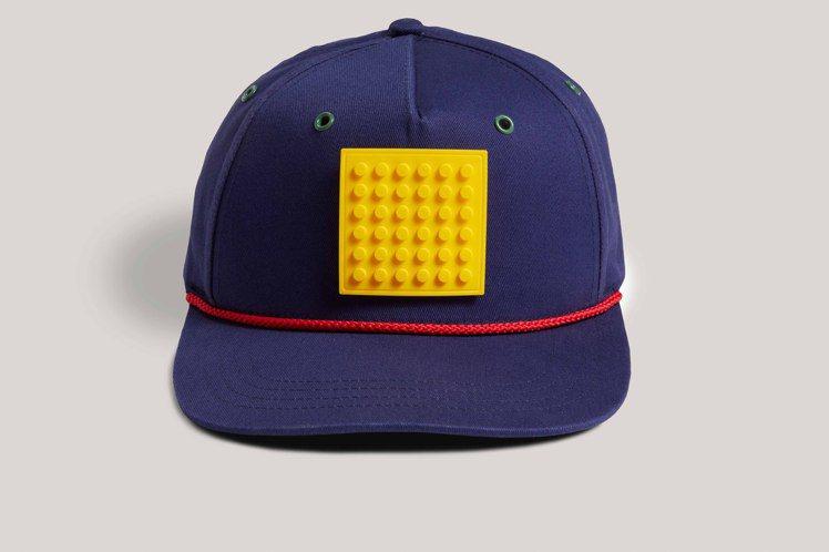 LEVI'S樂高聯名系列棒球帽1,290元。