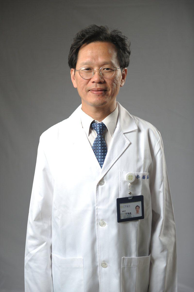 衛服部金門醫院副院長李錫鑫將接任金門衛生局局長,對於外界的關注,他表示感謝。圖/金門縣府提供