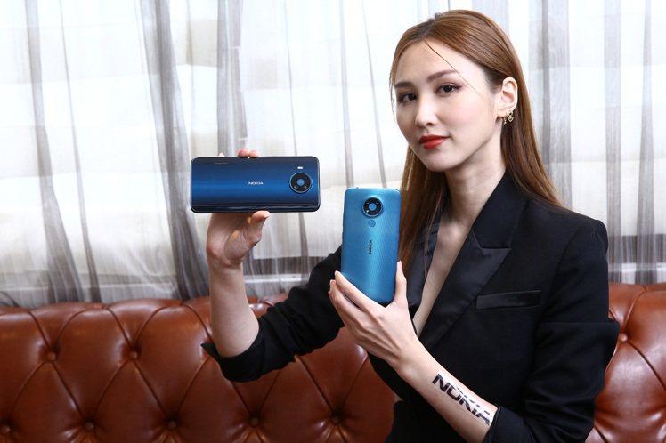HMD Global在台發表全球首款支援5G全頻段手機Nokia 8.3 5G和...