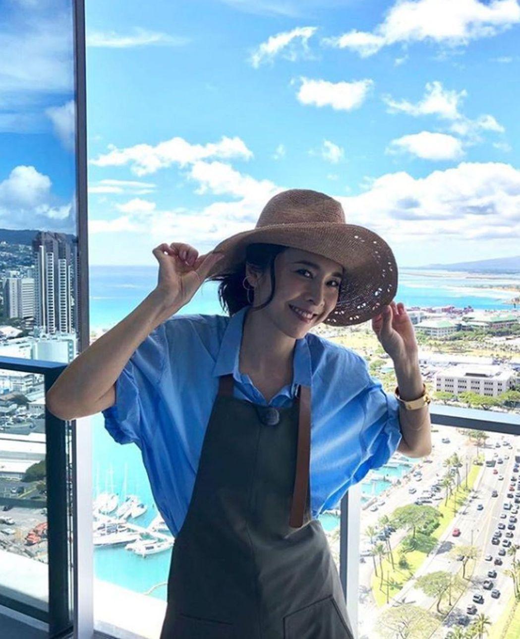 竹內結子過世震驚演藝圈。圖/擷自Instagram