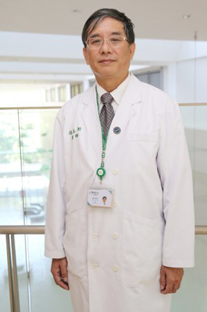 台大癌醫院長楊志新。攝影/曾學仁