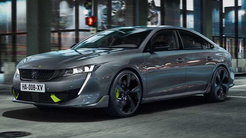 Peugeot 508 PEUGEOT SPORT ENGINEERED。 摘自...