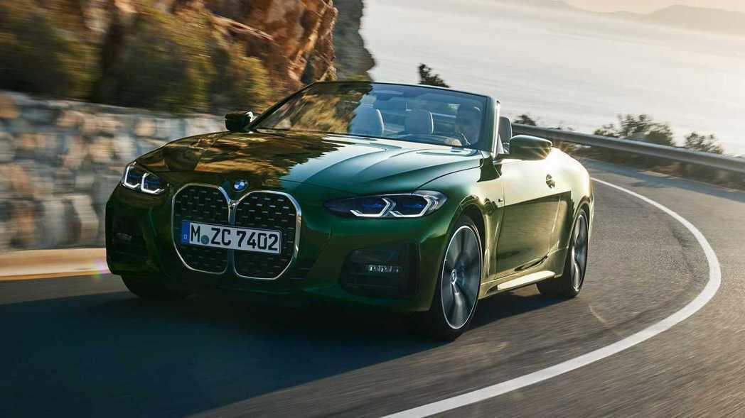 新世代BMW 4 Series Convertible (G23) 正式發表。 ...